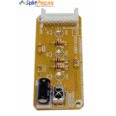 Placa Display Ar Condicionado Inverter LG     EBR71522204