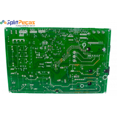 Placa da Condensadora Elgin ECO Split High Wall 18.000 Btus 141290607001